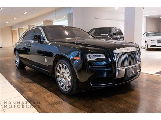 2016 Rolls-Royce Ghost for sale in New York, New York 10019