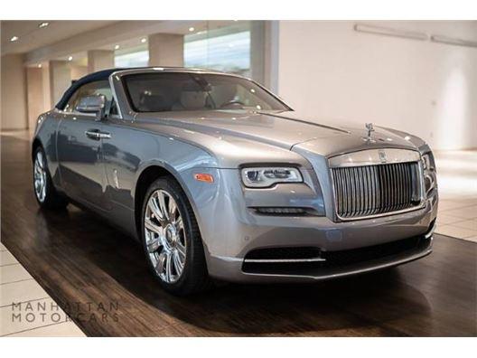 2017 Rolls-Royce Dawn for sale in New York, New York 10019