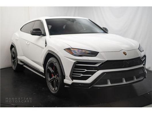 2019 Lamborghini Urus for sale in New York, New York 10019