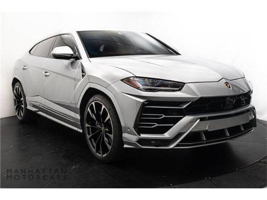 2020 Lamborghini Urus for sale in New York, New York 10019