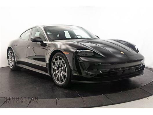 2020 Porsche Taycan for sale in New York, New York 10019