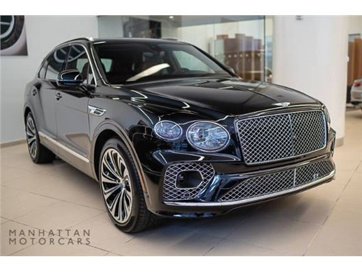 2021 Bentley Bentayga for sale in New York, New York 10019