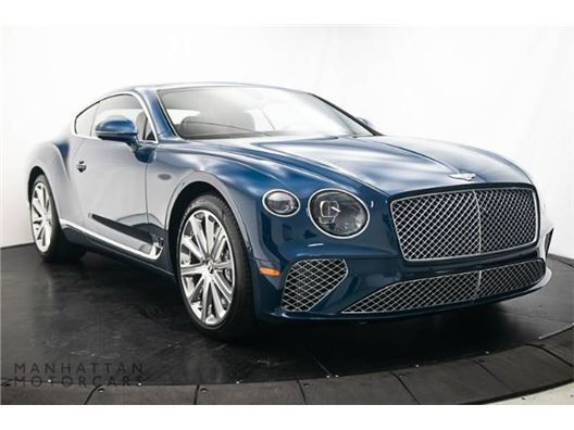 2020 Bentley Continental for sale in New York, New York 10019