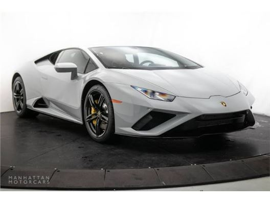 2020 Lamborghini Huracan EVO for sale in New York, New York 10019