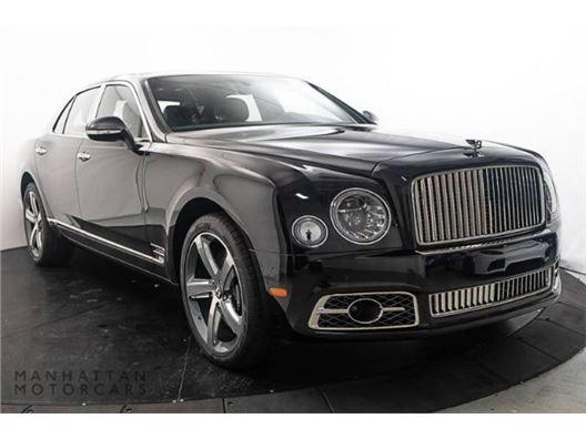 2020 Bentley Mulsanne for sale in New York, New York 10019