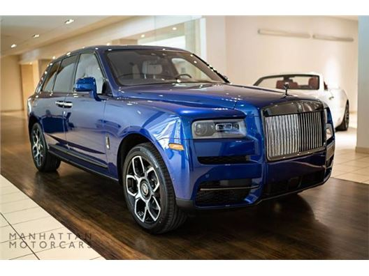 2021 Rolls-Royce Cullinan for sale in New York, New York 10019
