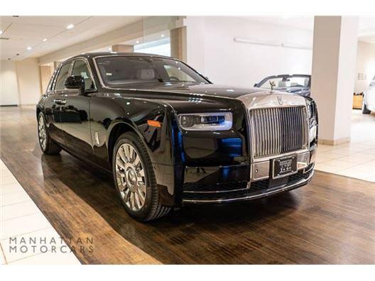 2020 Rolls-Royce Phantom for sale in New York, New York 10019