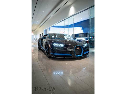 2020 Bugatti Chiron for sale in New York, New York 10019