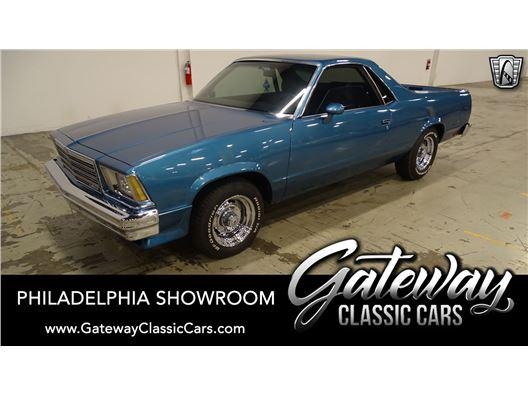 1979 Chevrolet El Camino for sale in West Deptford, New Jersey 8066