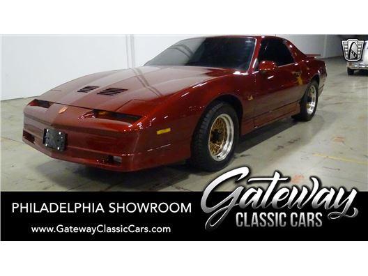 1988 Pontiac Firebird Trans-Am for sale in West Deptford, New Jersey 8066