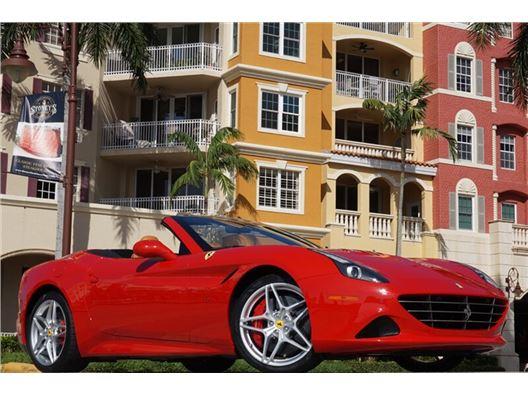 2017 Ferrari California T T for sale in Naples, Florida 34104