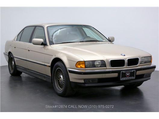 1996 BMW 740iL for sale in Los Angeles, California 90063