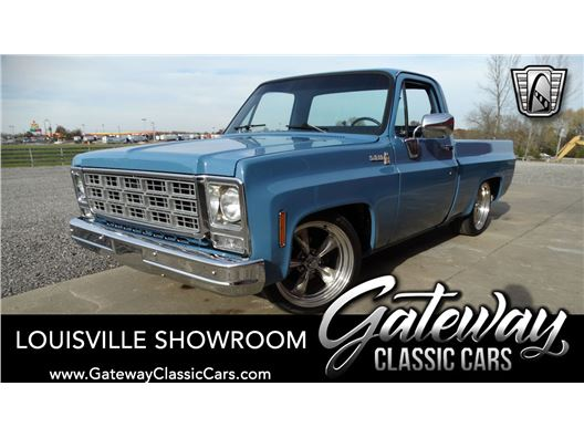 1980 Chevrolet C10 for sale in Memphis, Indiana 47143