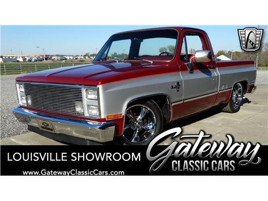 1985 Chevrolet Silverado for sale in Memphis, Indiana 47143