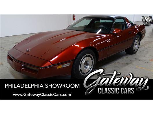1987 Chevrolet Corvette for sale in West Deptford, New Jersey 8066