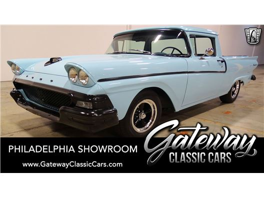 1958 Ford Ranchero for sale in West Deptford, New Jersey 8066