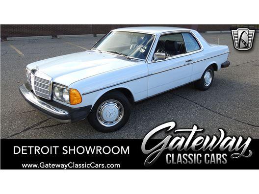 1978 Mercedes-Benz 280CE for sale in Dearborn, Michigan 48120