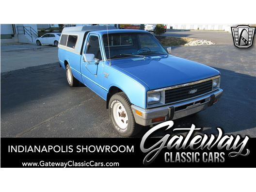 1982 Chevrolet LUV for sale in Indianapolis, Indiana 46268