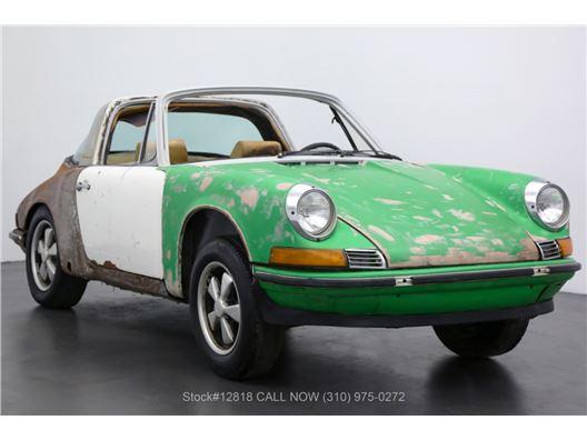 1971 Porsche 911E for sale in Los Angeles, California 90063