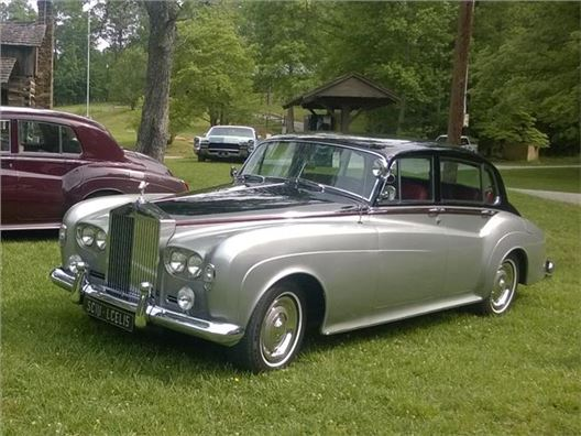 1965 Rolls-Royce Silver Cloud III for sale in High Point, North Carolina 27262