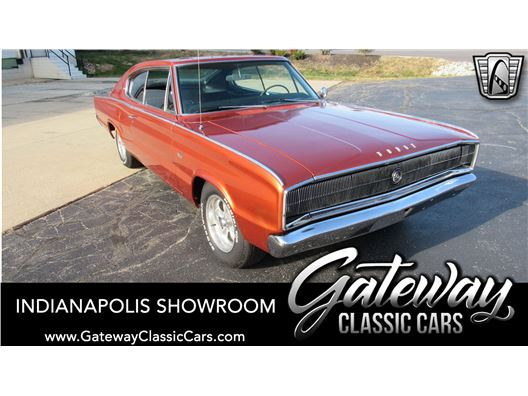 1966 Dodge Charger for sale in Indianapolis, Indiana 46268