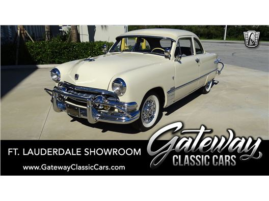 1951 Ford Custom for sale in Coral Springs, Florida 33065