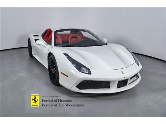 2017 Ferrari 488 Spider for sale in The Woodlands, Texas 77380