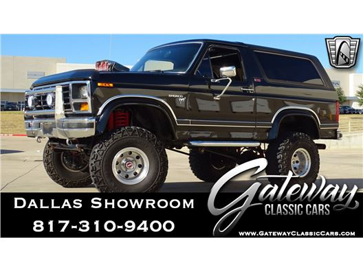 1981 Ford Bronco for sale in DFW Airport, Texas 76051