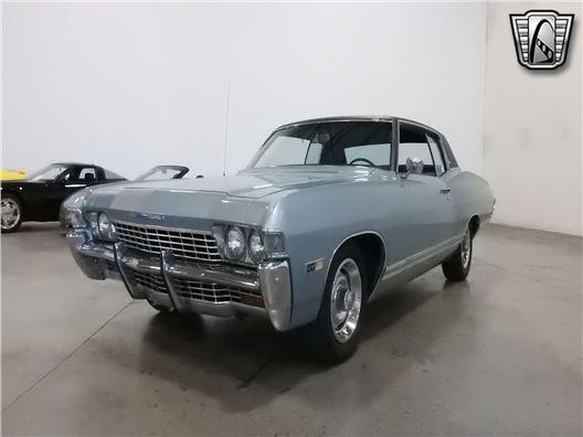 1968 Chevrolet Caprice for sale in Kenosha, Wisconsin 53144