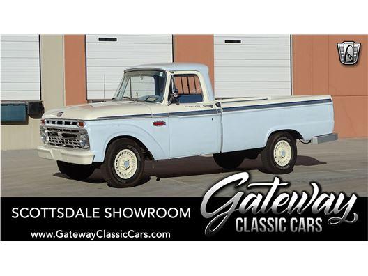 1966 Ford F100 for sale in Phoenix, Arizona 85027