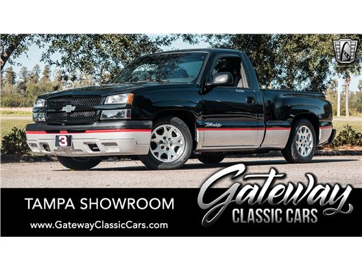 2004 Chevrolet Silverado for sale in Ruskin, Florida 33570