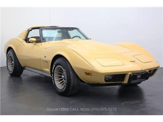 1977 Chevrolet Corvette for sale in Los Angeles, California 90063