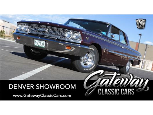1963 Ford Galaxie for sale in Englewood, Colorado 80112