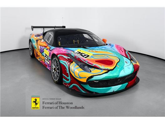 2013 Ferrari 458 Challenge for sale in Houston, Texas 77057