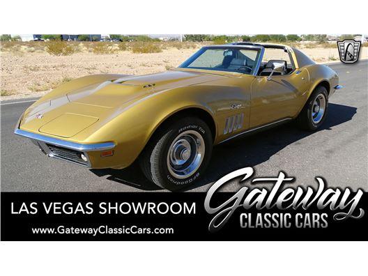 1969 Chevrolet Corvette for sale in Las Vegas, Nevada 89118