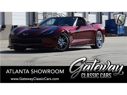 2016 Chevrolet Corvette for sale in Alpharetta, Georgia 30005