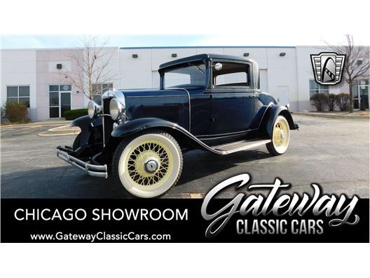 1931 Chevrolet Independence for sale in Crete, Illinois 60417