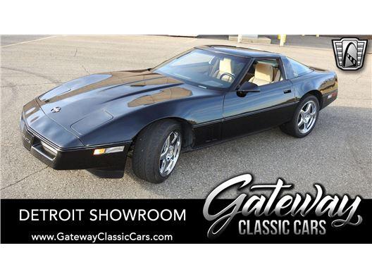 1984 Chevrolet Corvette for sale in Dearborn, Michigan 48120