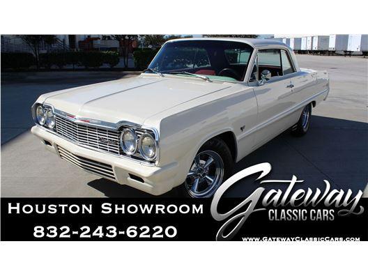1964 Chevrolet Impala for sale in Houston, Texas 77090
