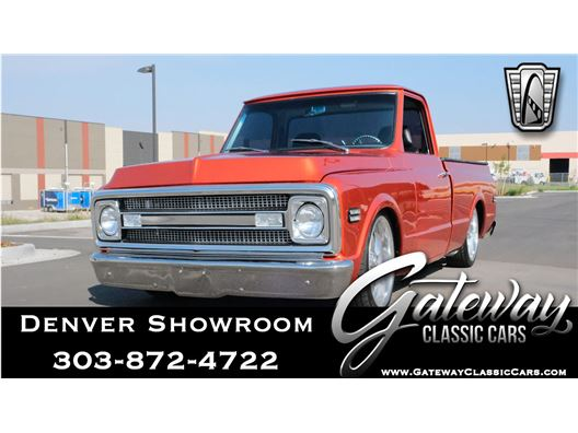 1969 Chevrolet C10 for sale in Englewood, Colorado 80112
