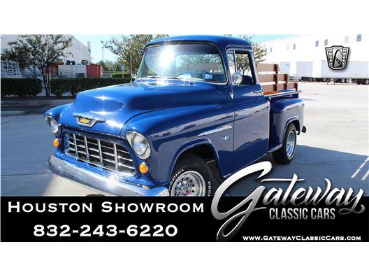 1955 Chevrolet 3100 for sale in Houston, Texas 77090