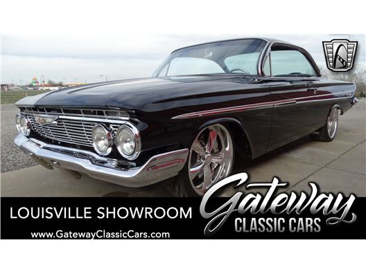 1961 Chevrolet Impala for sale in Memphis, Indiana 47143