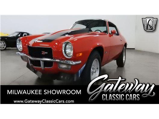 1973 Chevrolet Camaro for sale in Kenosha, Wisconsin 53144