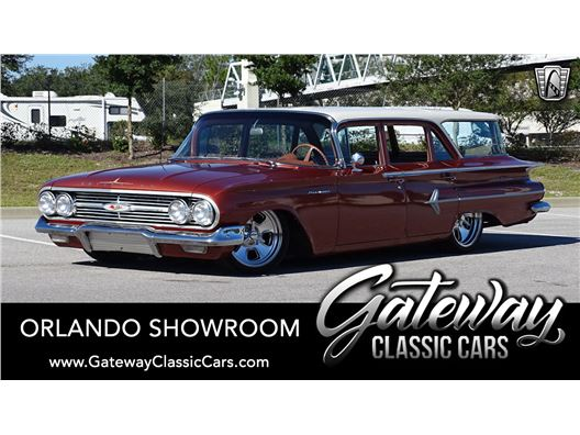 1960 Chevrolet Parkwood for sale in Lake Mary, Florida 32746