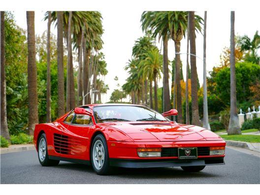 1986 Ferrari Testarossa for sale on GoCars.org