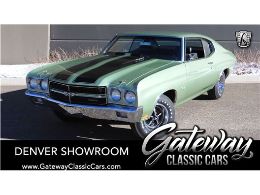 1970 Chevrolet Chevelle for sale in Englewood, Colorado 80112