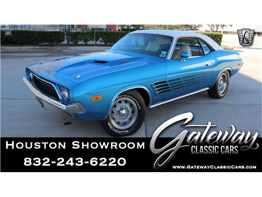 1974 Dodge Challenger for sale in Houston, Texas 77090