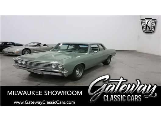 1967 Chevrolet Chevelle for sale in Kenosha, Wisconsin 53144
