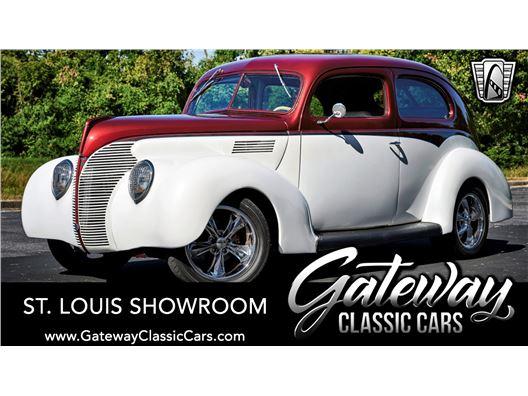 1939 Ford Tudor Sedan for sale in OFallon, Illinois 62269