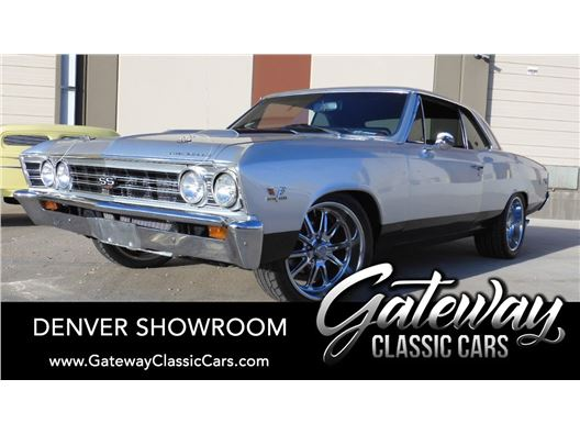 1967 Chevrolet Chevelle for sale in Englewood, Colorado 80112